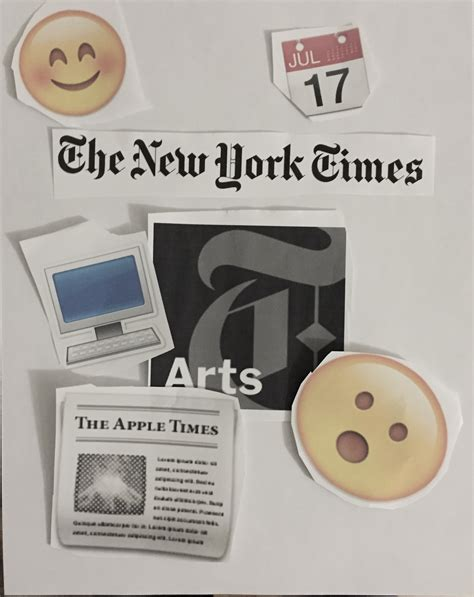 new york times art review section mood diary through a world of emojis new york scenes