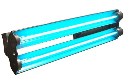 Uv Light Fixtures Larson Electronics Releases Explosion Proof Fluorescent Fixture With Ultraviolet Output