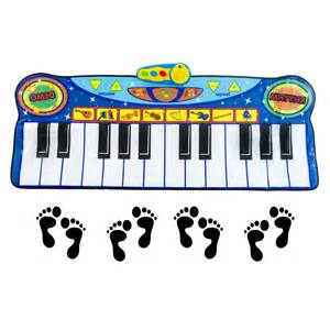 winfun step to play piano mat 41 the