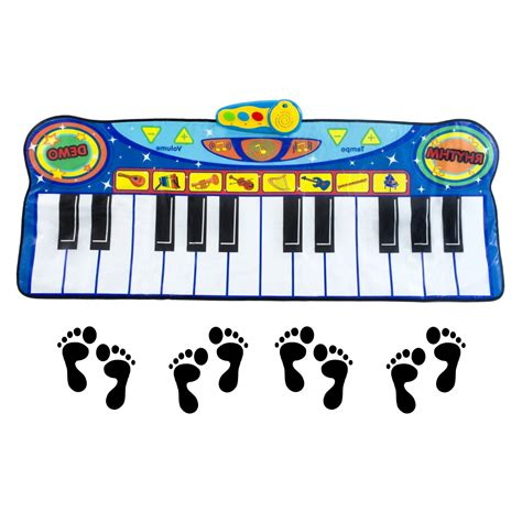 Piano Mat by Winfun Step To Play Piano Mat 41 The
