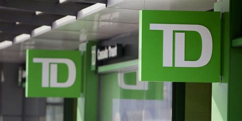 td bank of canada td bank shares tumble amid allegations employees the