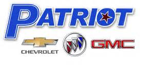Patriot Chevrolet Buick Gmc by Chevrolet Buick Gmc Dealer Hopkinsville Ky New Gm