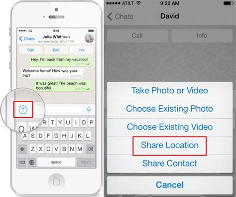 How To Find S Location On Whatsapp 9 Secret Whatsapp Tricks Tips
