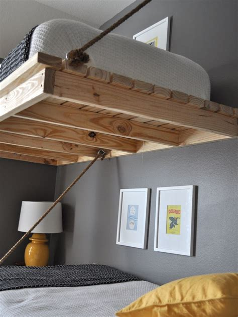 diy loft bed frame best 25 loft beds ideas on lofted beds
