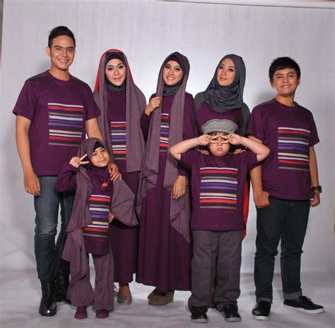 baju raya 2014 keluarga trend baju lebaran 2014 untuk pria wanita dan anak anak
