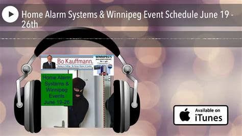 home alarm systems winnipeg event schedule june 19
