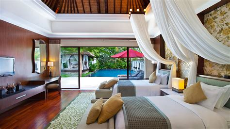 2 bedroom pool villa pool villas bali one bedroom pool villa at the laguna