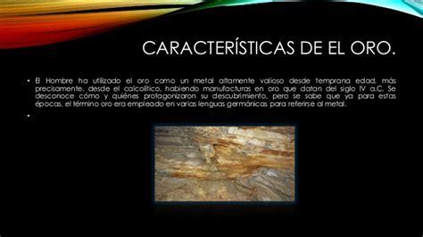 el oro de los 8468203807 el oro mineral
