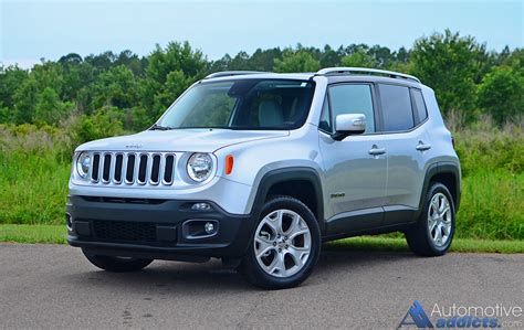 jeep limited review 2016 jeep renegade limited 4 215 4 review test drive