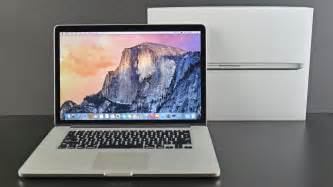 Macbook Pro 15 Inch apple macbook pro 15 inch retina 2015 unboxing review
