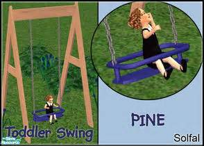 sims 2 baby swing free downloads sims 2 objects furnishing misc