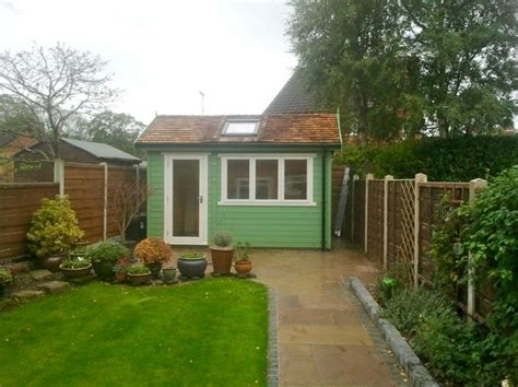 Shed Light Into by Garden Office By Tunstall Garden Buildings Ltd Tunstall