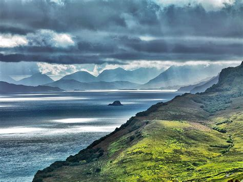 Landscape Pictures Of Scotland Isle Of