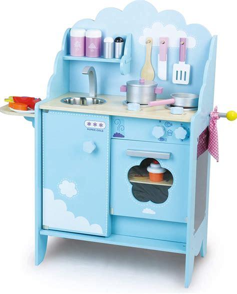 jouet en bois les petites cuisines en bois enfants