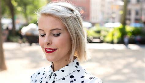 tutorial jalin rambut pendek tutorial kepang untuk kamu si pemilik rambut pendek meramuda