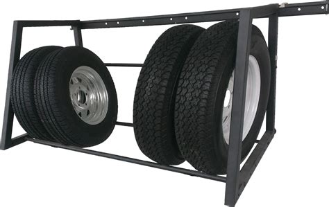 Wall Mounted Tire Rack by 400 Lb Adjustable Wall Mount Tire Rack Princess Auto
