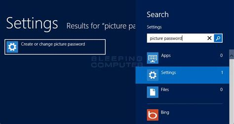 Password Lookup How To Use A Picture Password In Windows 8