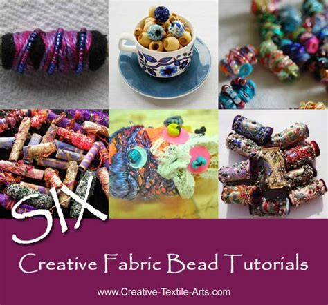 beading on fabric tutorial six creative fabric bead tutorials