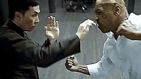 donnie yen ip man 1 behind the scenes of ip man 3 donnie yen mike tyson