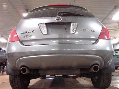 how it works cars 2005 nissan murano transmission control 2005 nissan murano 67518 miles automatic transmission 4x4 23970486 400 61896