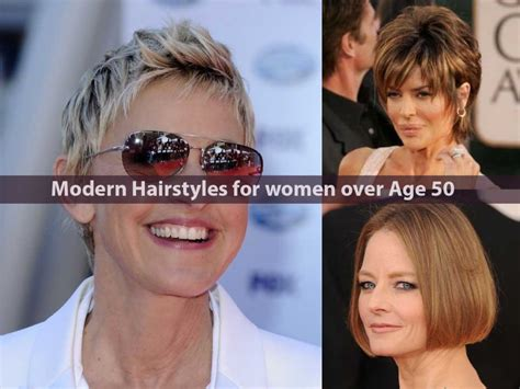 Hairstyles For Age 50 by 20 Modern Hairstyles For Age 50 Hairstyle For