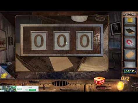 can you escape the room walkthrough can you escape the 100 room 3 level 45 walkthrough