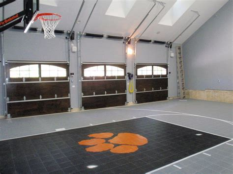 Fitting a Home Basketball Court in Your Backyard   Sport Court
