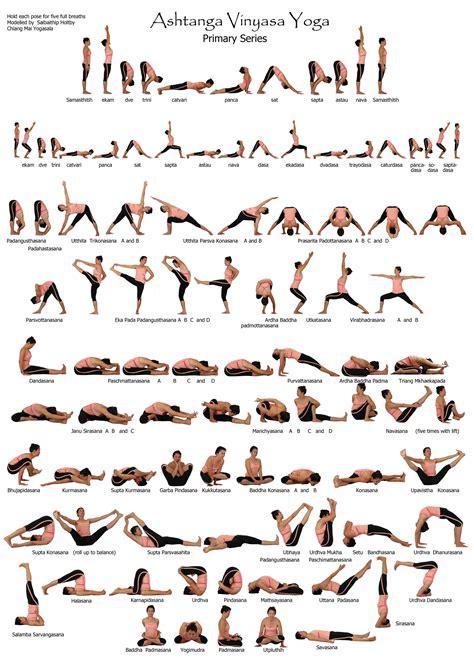 ashtanga yoga the primary ashtanga yoga series yoga instruction