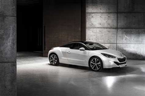 peugeot sport rcz 2013 peugeot rcz sport and gt with official launch