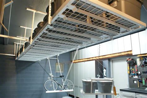 Garage Ceiling Storage Solutions by Dallas Garage Ceiling Storage Racks Gallery Garage