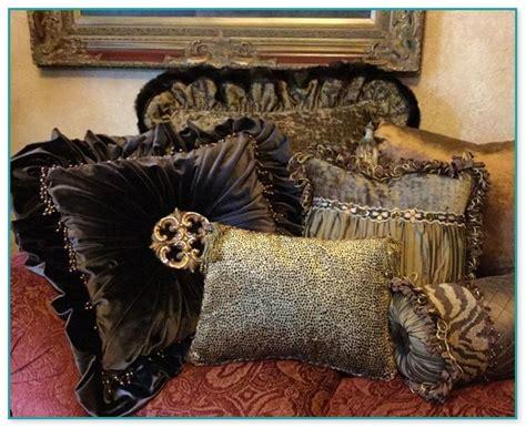 Luxury Throw Pillows For Sofas Luxury Throw Pillows For Sofas Vintage Flower Embroidered
