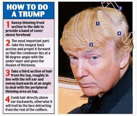 which haircut shall i get has donald had a hair transplant hair