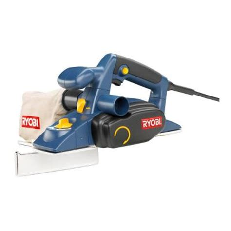 ryobi 5 3 1 4 in corded planer hpl51k the home