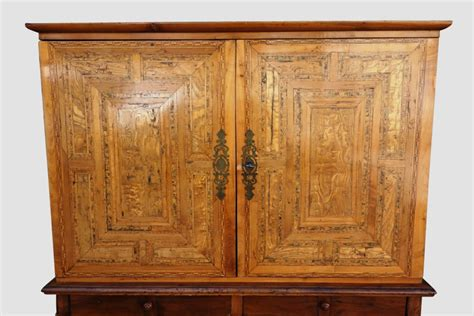 German Cabinet by German Cabinet 17th Century Ref 60383