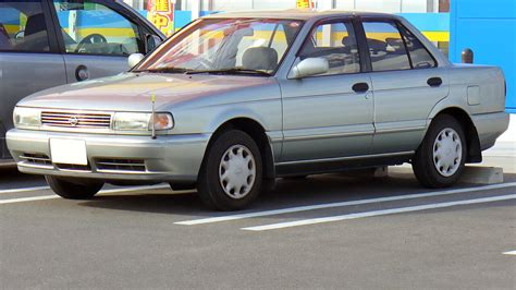 nissan sunny 1992 image gallery nissan sunny 1992