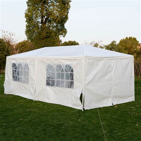 10 x 20 outdoor canopy convenience boutique outdoor canopy tent heavy duty 10 x 20
