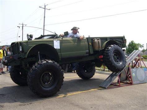 custom kaiser jeep custom m715 jeep kaiser m715 m725 pinterest jeeps