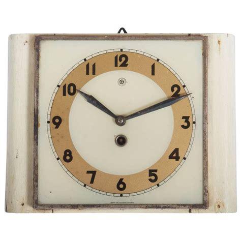 art deco wall clock at 1stdibs art deco wall clock for sale at 1stdibs