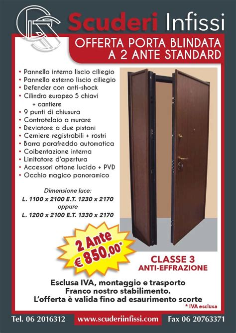 outlet porte outlet infissi scuderi infissi