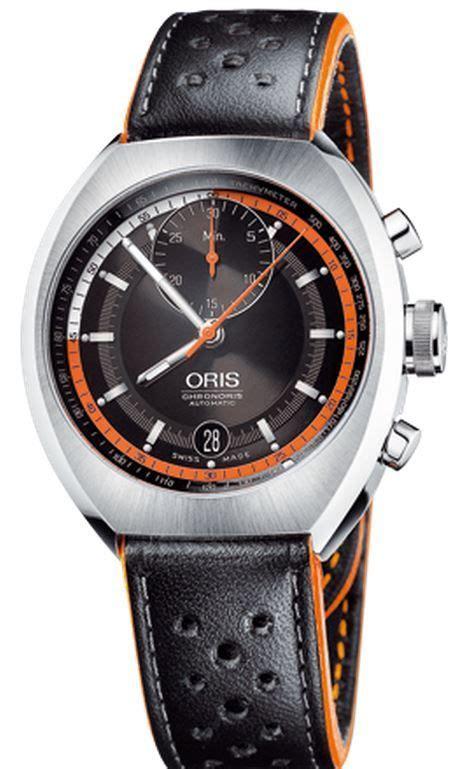 672 Swiss Army Black oris 01 672 7564 4154 set chronoris s