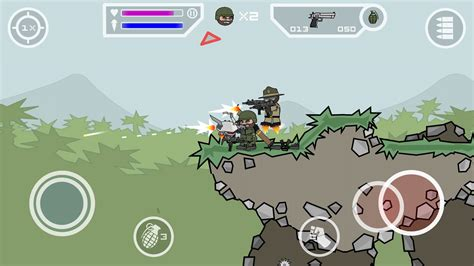 doodle army free doodle army 2 mini militia gry do android pobierz