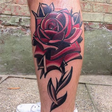 tattoo roses on legs 46 best leg tattoos images on tatoos