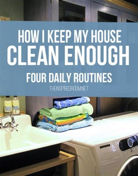 tips on how to keep your house clean todays work at home mom how to keep your house clean with four easy daily routines