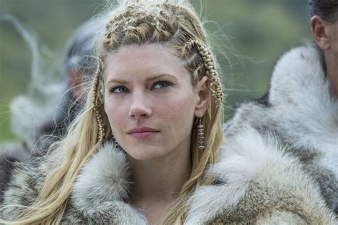 vikings hagatga hairdos wallpaper katheryn winnick lagertha vikings tv series 854