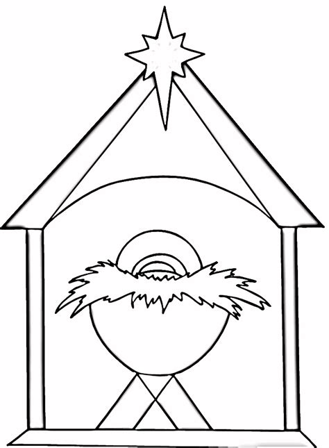 Baby Jesus Coloring Pages Baby Jesus Manger Coloring Page Az Coloring Pages by Baby Jesus Coloring Pages