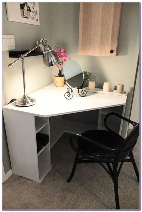 white desk for small space white corner desks for small spaces desk home design