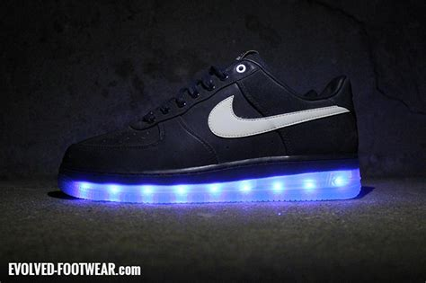 Nike Shoes That Light Up by Nike Air 1 That Lights Up With Leds