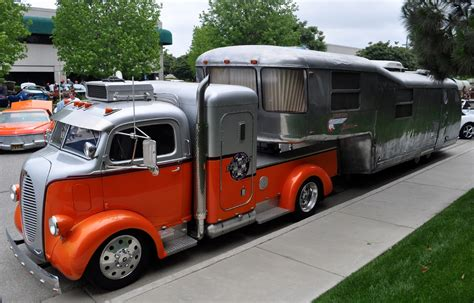 just a car guy most impressive rod truck and trailer