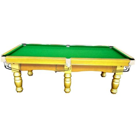 pub size billiards pool table with accessories gold buy