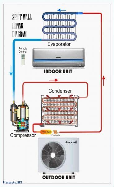 diagram split ac car wiring diagram